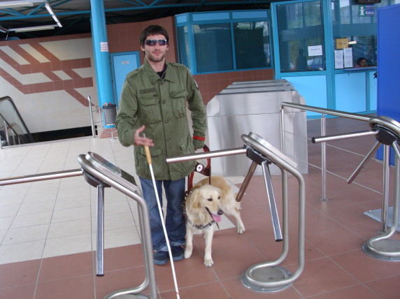 Дейзи и нейния стопанин Вълчо са заедно от 2010