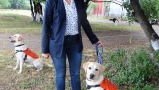 18.06.2015г. кръщаване на кучета водачи
