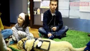 Дневник-Виктор, кучето водач Идалго и кръгът на изследователите 01.02.2016