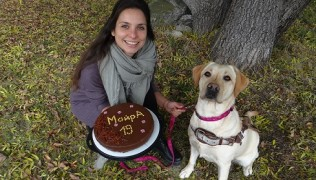 Честито 19-то дипломирано куче водач на главен инструктор Мартина Маринова!!!