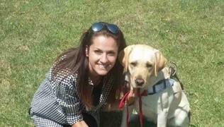 Честито на Ели Андреева и 4-тото й дипломирано куче водач Мона Мтел!