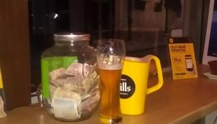 """(Български) Благодарим на собствениците и клиентите на бар Барабар, които на 31 март проведоха събитието """"Питие с кауза"""" в наша полза!"""