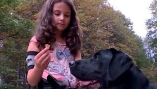 Нова ТВ – Обучение на кучета за сигнализиране на диабетни кризи 06.10.18