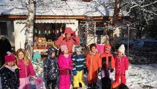 На гости в Зелен кооператив Симеоново 05.12.19